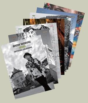 SHOW WESUGI 2020 オフィシャルカレンダー