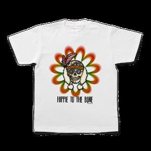 Tシャツ『Hippie to the Bone/02』(UNISEX)