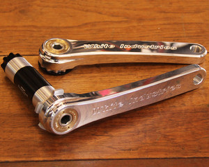 White Industries G30 Road Cranks Pol