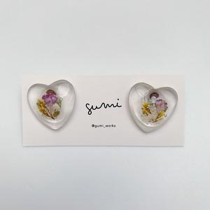 【pierce】glass heart / B