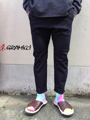 GRAMICCI (グラミチ) ×Lee(リー) PAINTER CROPPED PANTS (ぺインタークロップドパンツ) ワンウォッシュ