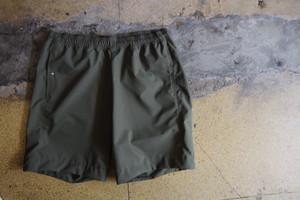 rajabrooke SELESA S/S PANTS(Khaki plain)