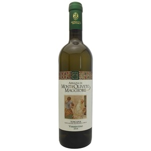 ヴェルメンティーノ(白)750ml/イタリア モンテ・オリヴェート・マッジョーレ修道院ワイン