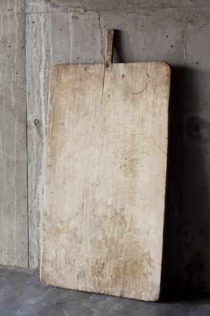 German vintage bread board
