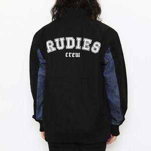 RUDIE'S / ルーディーズ | MIGHTY DENIM BLOUSON - Black