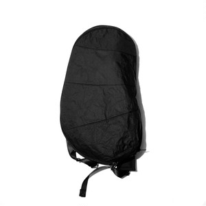"""akari"" BACKPACK BLK -ALMOSTBLACK x MASTER-PIECE-"