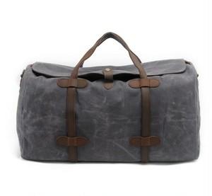 Canvas Travel Bag Waterproof Handbag Vintage Shoulder Bag ハンドバッグ ビンテージ 防水 (YYB99-4652792)
