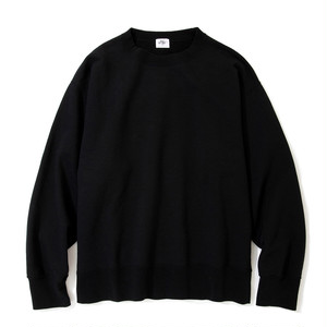 "Just Right ""Those Days Crew Neck"" Black"