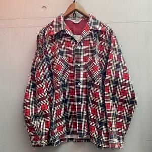50's Print Flannel Shirts