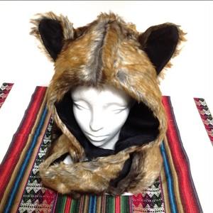 アニマル帽子RA13