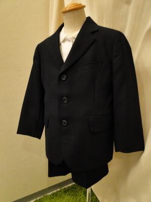 Jプレス 濃紺スーツ 110㎝ お受験に。。