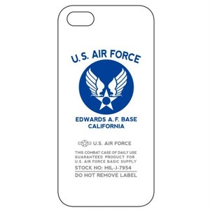 iPhone 6 ケース USAF WHロゴ