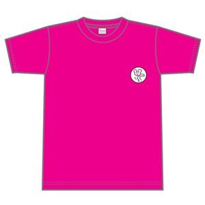 クピドちゃん癒しTシャツ(ピンク)