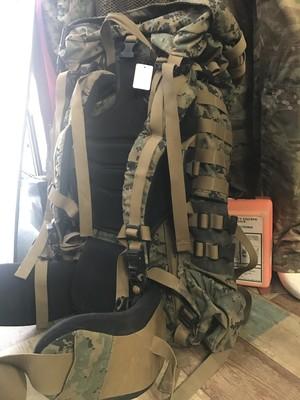 USMC ウッドランドマーパット ILBE Arcteryx