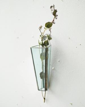 植物器:trapezium vase〚ユーカリ〛