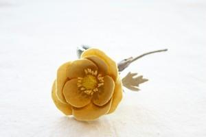 【kotoriko】お花のブローチ