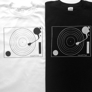MARTM TURNTABLE TEE