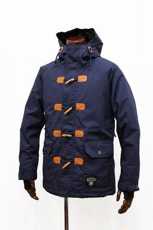 Flutter Duffle Coat / Navy