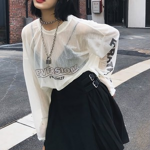 シースルーBIGシャツ / HWG228