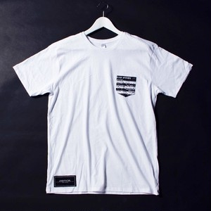 POCKET.Tee (JFK-004) - White