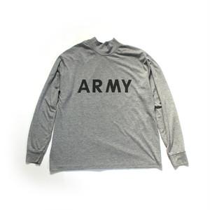 USED / ARMY Mockneck Long Sleeve-T / CUSTOM