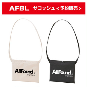 ALL FOUND BRIGHTLIGHTS サコッシュ