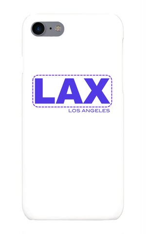 【iPhone 7】LAX *Los Angeles Int'l Airport phone case 【スマホケース】