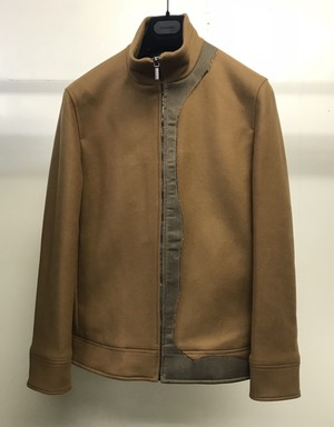 CHALAYAN BOMBER JACKET MUSHROOMS
