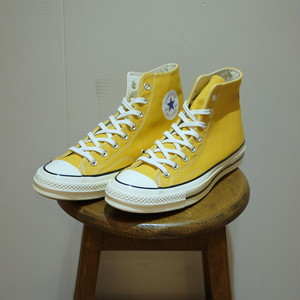 "CONVERSE Chuck Taylor 1970S (CT 70 HI) Size5,5 1/2,8,9 ""Sunflower,Dead Stock"""