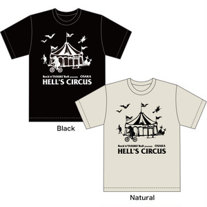 「HELL'S CIRCUS 2015」 Tシャツ
