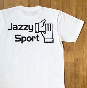 JSロゴ Tシャツ/ホワイト