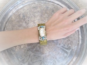 vintage bangle bracelet TRIFARI <BL-TR>