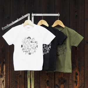 妖怪Tシャツ 子供用