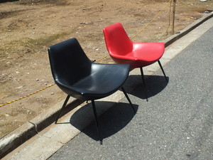 Mid Century Designed Chair