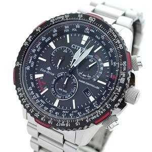 シチズン CITIZEN 腕時計 メンズ CB5001-57E エコドライブ ECO-DRIVE ブラック シルバー