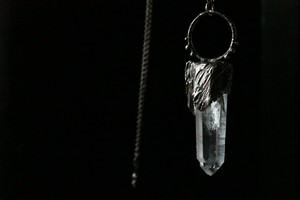 Cage crystal pendulum 【 Ⅲ 】