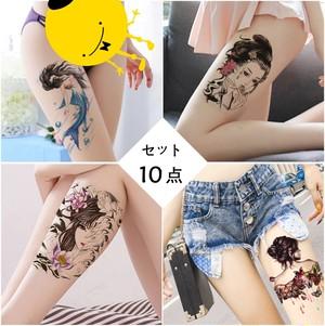 【小物】刺青シール10枚セット33027755