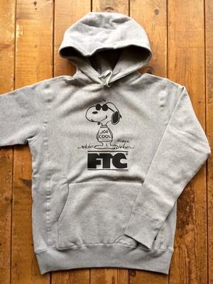 [ FTC ] PEANUTS x FTC - JOE COOL HOODY