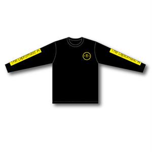 赤船来航ツアー L/T-shirt(black)