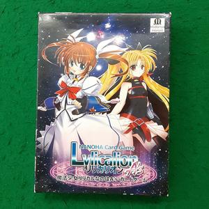 【中古】リリカリオン 魔法少女リリカルなのはA's カードゲーム