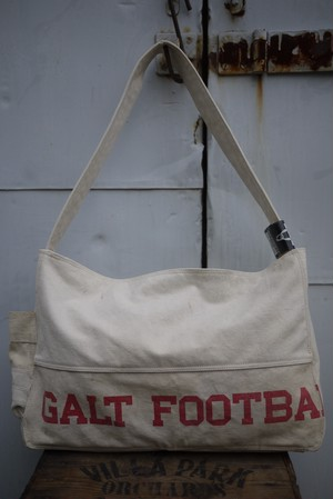 Vintage Custam Messengerbag