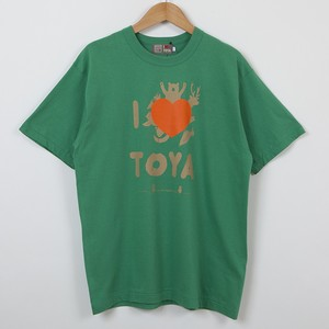 I LOVE TOYA JAPAN MADE Tシャツ