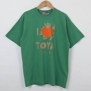 I LOVE TOYA JAPAN MADE Tシャツ