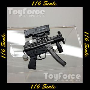 【03621】 1/6 DAMToys Universal Soldier MP5K LS45照準器装備