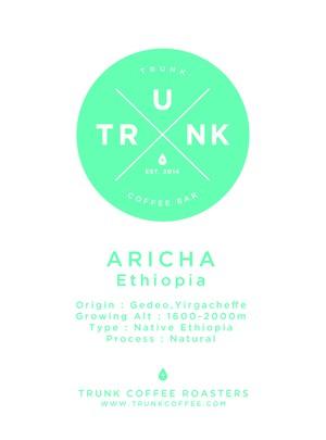 ARICHA / Ethiopia(Natural), 250g