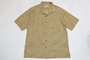 USED L.L.Bean S/S shirt -Large 01098