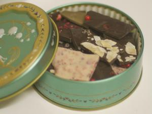 pieceチョコレートすずらん缶(詰め合わせ)
