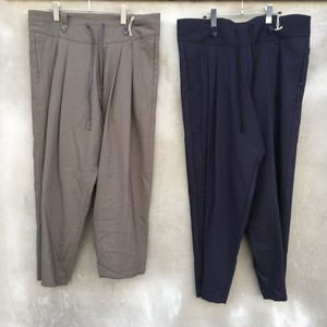 "yantor ""torowool 2tuck fall pants"""