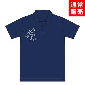 """""""ポロシャツ""""のポロシャツ[ネイビー]"""