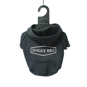 DOGGY BRO.(ドギーブロ) ロゴパーカーXXS〜S